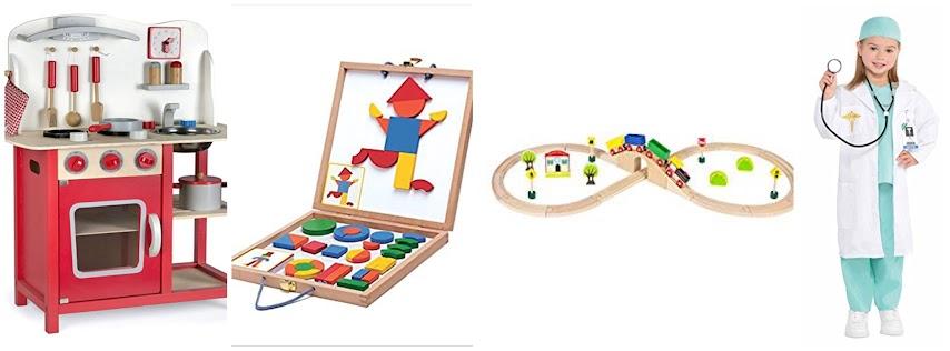 Desarrollo de los niños de 0 a 6 años