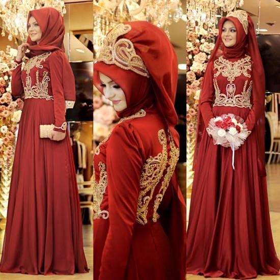 Beautiful turkish bridal hijab styles 2015 2016 styles 7 Hijab fashion trends style turkish