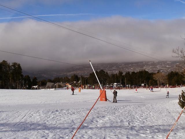 Estacion de ski de Eyne