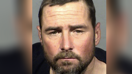 Las Vegas man arrested after security guard discovered dogs living in filth