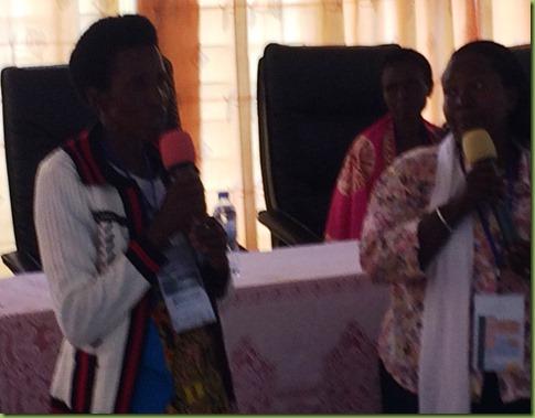 Testimonies in rwanda - Anastasie