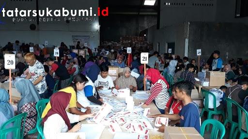 Kerusakan Surat Suara Pemilu 2019 di Sukabumi, Inilah Penyebabnya