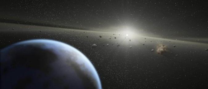 17 asteroides já colidiram com a Terra; saiba mais