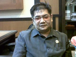 Anggota Komisi E DPRD Jatim Dr. Benjamin Kristianto,Mars