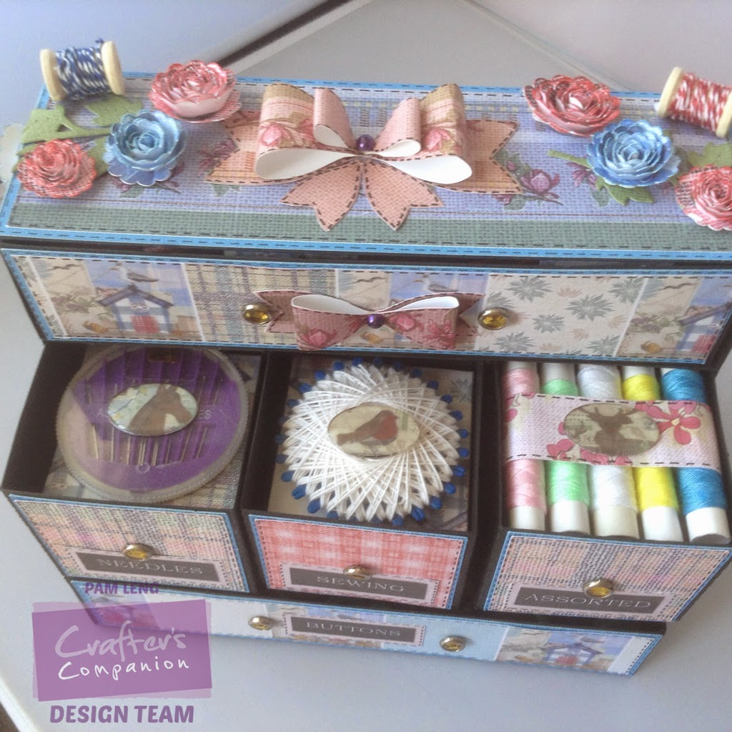 Crafters companion sweet treats projects to do at home.