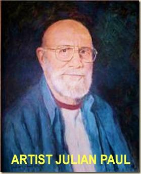 Artist Julian Paul