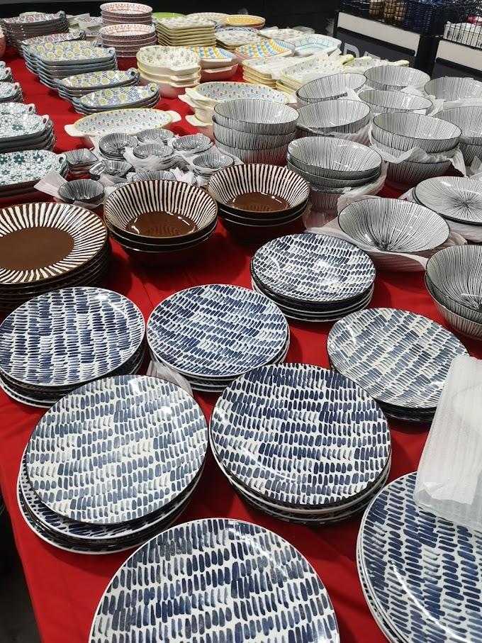 Pinggan Porcelain Murah Setia Alam