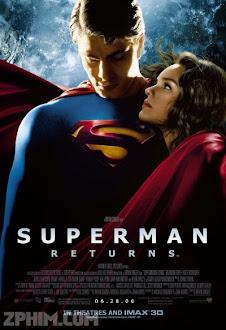 Siêu Nhân Trở Lại - Superman Returns (2006) Poster