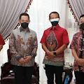 Komjen Listyo Sigit Silaturahmi ke Mantan Kapolri Minta Doa Restu