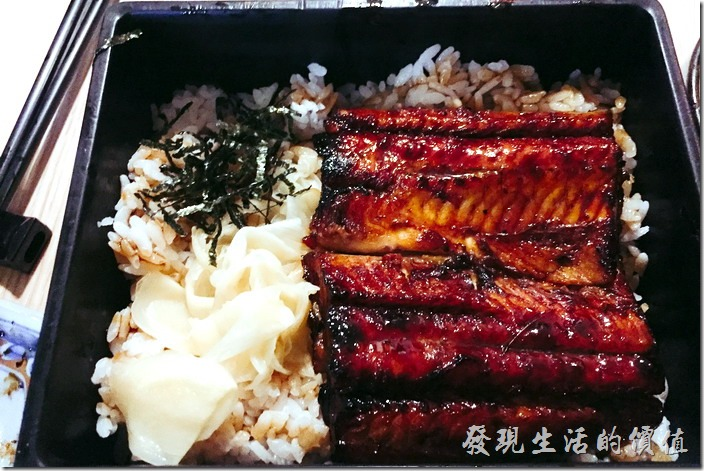 台南-鰻丼作好吃的鰻魚飯23