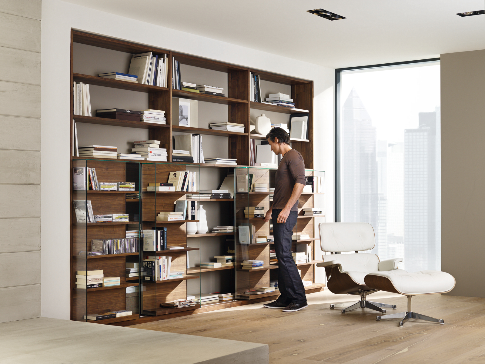 Cubus boekenkasten - | Noordkaap meubelen