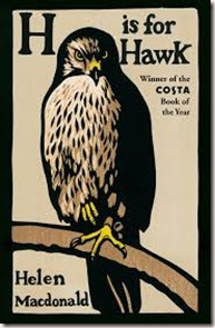 h is for hawk helen macdonald book cover