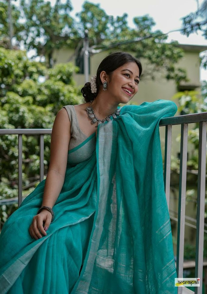 Go Shop Classy And Sassy Handloom Sarees From This Brand