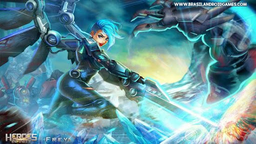 Download Heroes Infinity v1.7.11 APK Full - Jogos Android