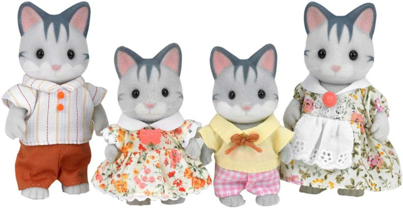 Contenido real de Familia Gatos Grises