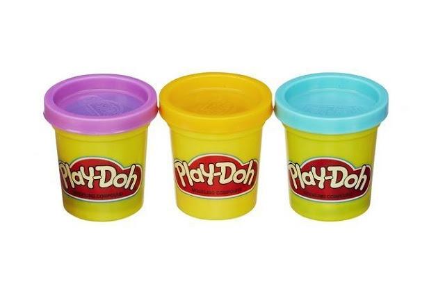 Bột nặn sắc màu đại dương Play-doh Ocean Tools