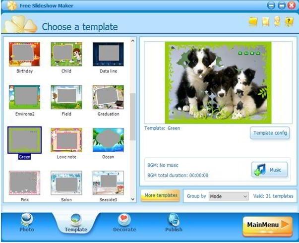 free-slideshow-maker