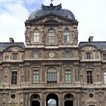 le louvre in Paris, Paris - Ile-de-France, France