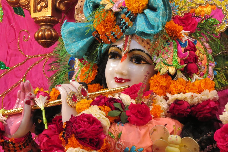 ISKCON Vallabh vidhyanagar Deity Darshan 16 jan 2017 (8)