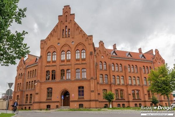 Budynek Sądu w Braniewie