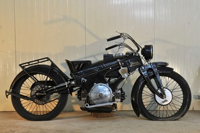 Janoir Type A 1920