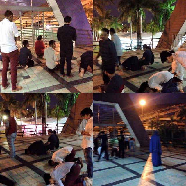 Polis Gertak Kami 'Tak Payah Solat La!' Di AJL30.jpg