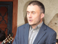 1 Batizi Zoltán, a szobi Börzsöny Múzeum igazgatója köszönti a vendégeket.jpg