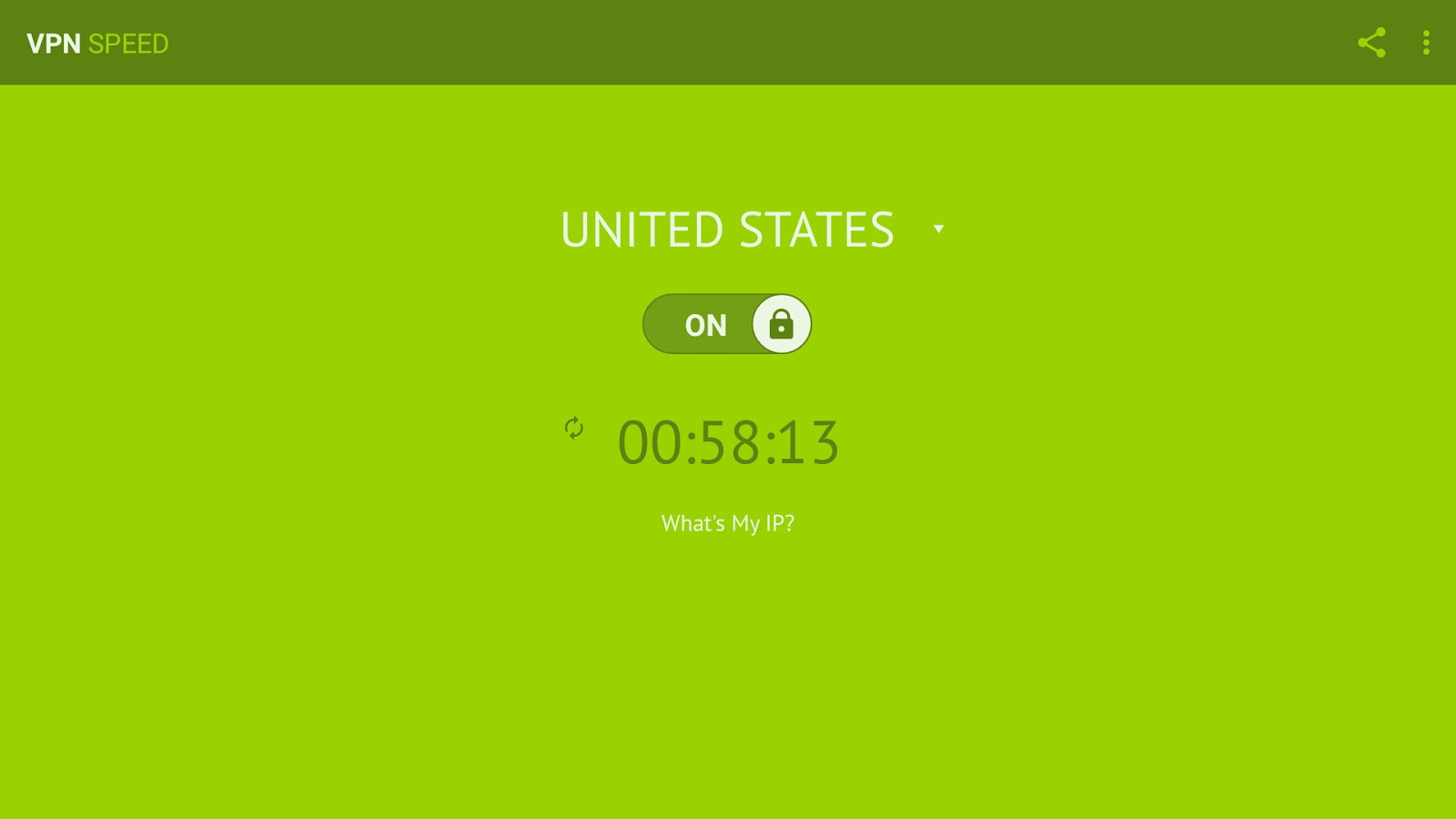 VPN Speed (Free & Unlimited)- screenshot