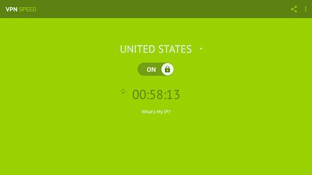 VPN Speed (Free & Unlimited) 1.5 screenshot 1985771