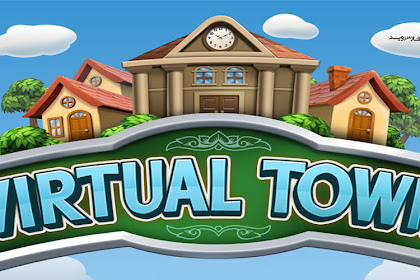 Virtual Town v0.7.14 Full Apk + Mod  For Android