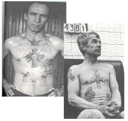 criminal tattoos