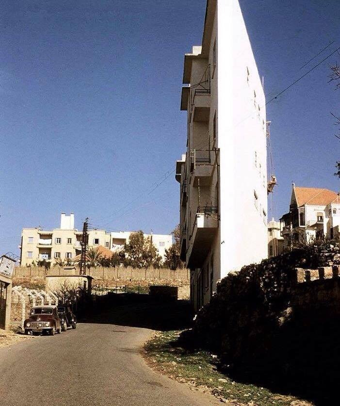 Lebanon's Thinnest Building Was Built Out Of Spite
