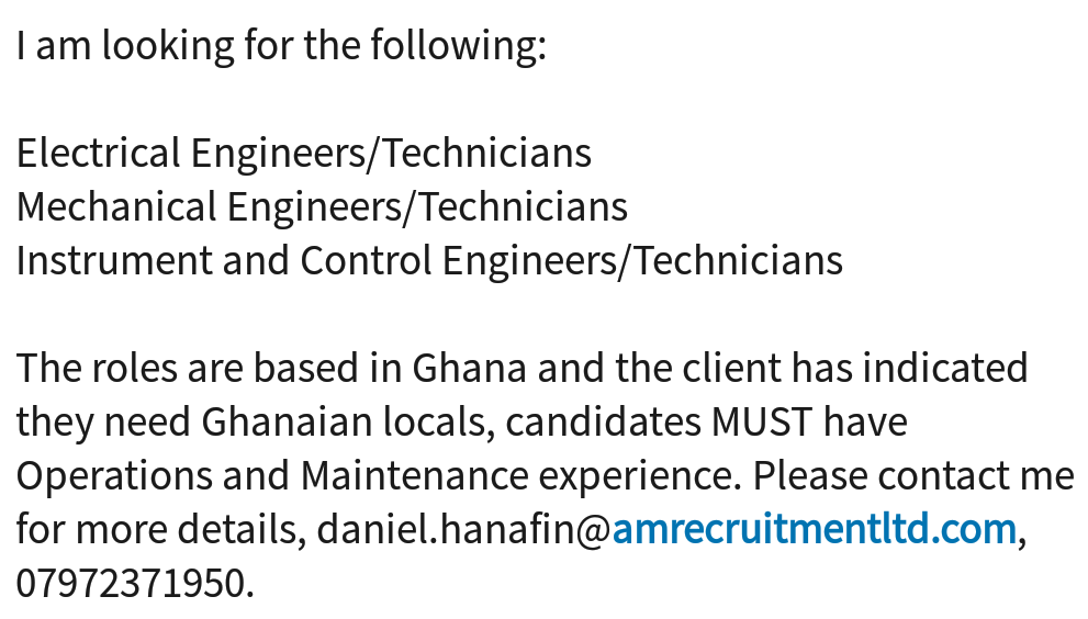 instrument and electrical engineering internship report He was subsequently assigned to an overseas project near the end of the internship, and mr jansen then became the intern supervisor mr wendt and mr jansen hold degrees in electrical engineering and mechanical engineering, respectively their resumes are attached in appendix b the format and style of this report.