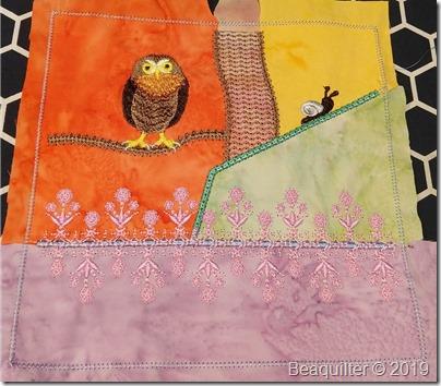 molly mine crazy quilt island batik challenge