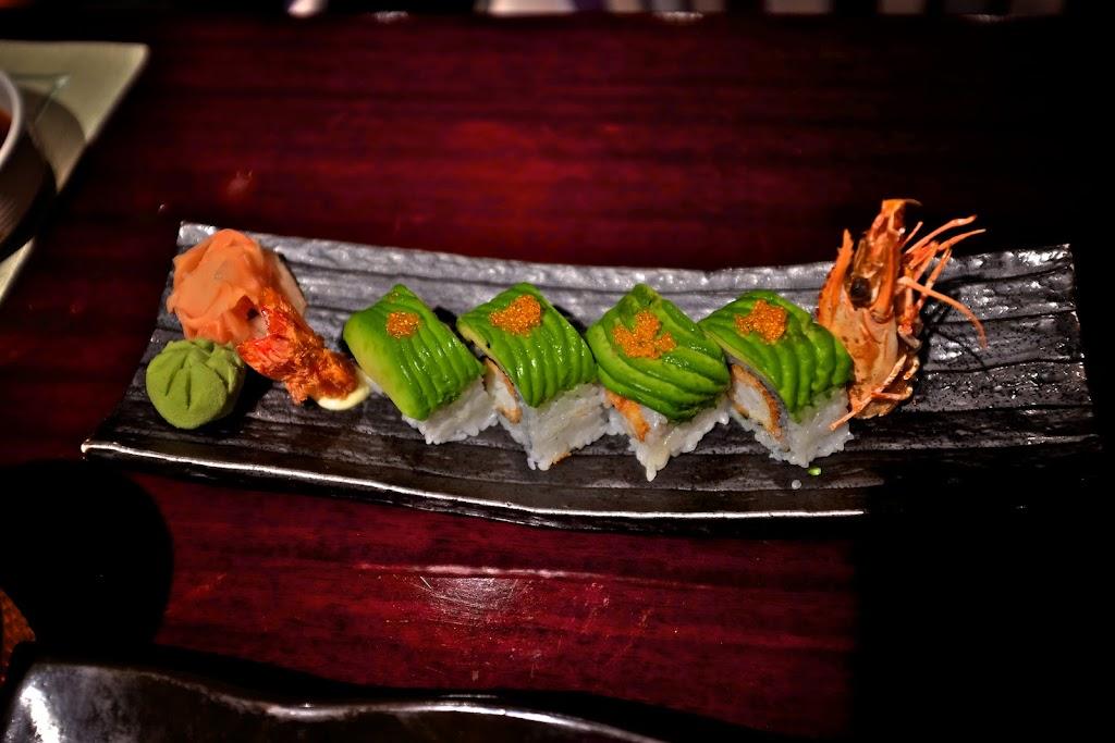 Minato Japanese restaurant at Radisson Blu in Dubai