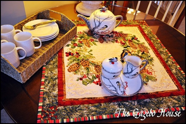 Sewing group with Chickadee quilt & tea set 025[2]