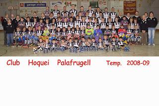 FOTOS EQUIPS 2008-2009