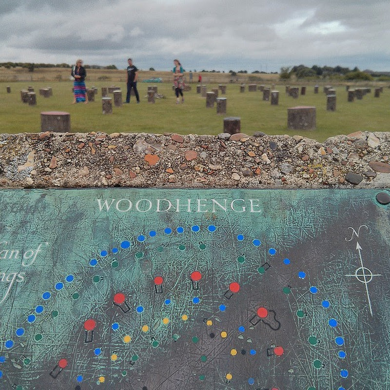 Woodhenge: Stonehenge's Sister Circle Made of Wood