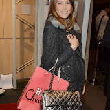 WWW.ENTSIMAGES.COM -  Rachel Stevens    at        Mothercare - VIP Christmas party at Mothercare, 515 Oxford Street, London November 28th 2013                                              Photo Mobis Photos/OIC 0203 174 1069