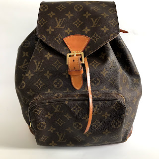 Louis Vuitton Vintage Monogram Backpack