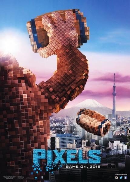 Pixels - Đại chiến Pixels