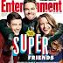 Supergirl', 'Flash','Arrow' & 'Legends' Crossover Event EW Cover Revealed