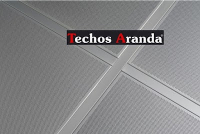 Presupuesto suministro y colocacion de techos de aluminio Madrid