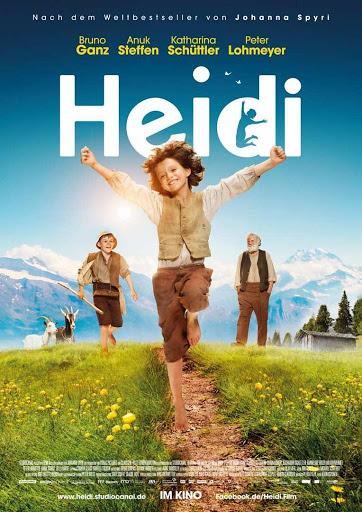 Χάιντι (Heidi) Poster