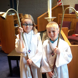 2015-05-17 Acolytes David Jordan and Leah Bradford