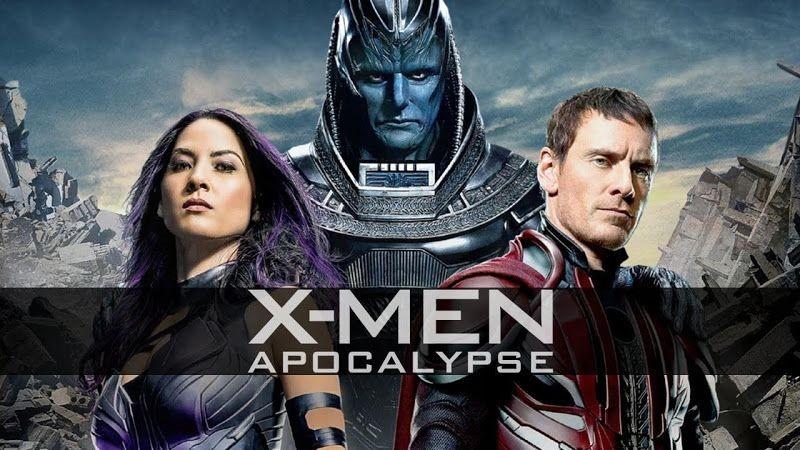 X - Men: Apocalypse