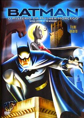 Batman: O Mistério da Mulher Morcego DVDRip XviD & RMVB Dublado