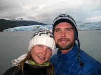 Perito XI Glacier - 6km across!