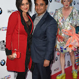 OIC - ENTSIMAGES.COM - Meera Syal and Sanjeev Bhaskar at the South Bank Sky Arts Awards in London 7th June 2015 Photo Mobis Photos/OIC 0203 174 1069