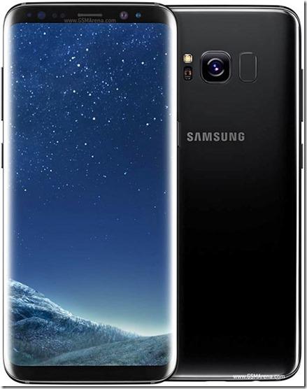 Samsung Galaxy S8 Midnight Black Paling Populer, Sudah Bisa Dipesan di Indonesia